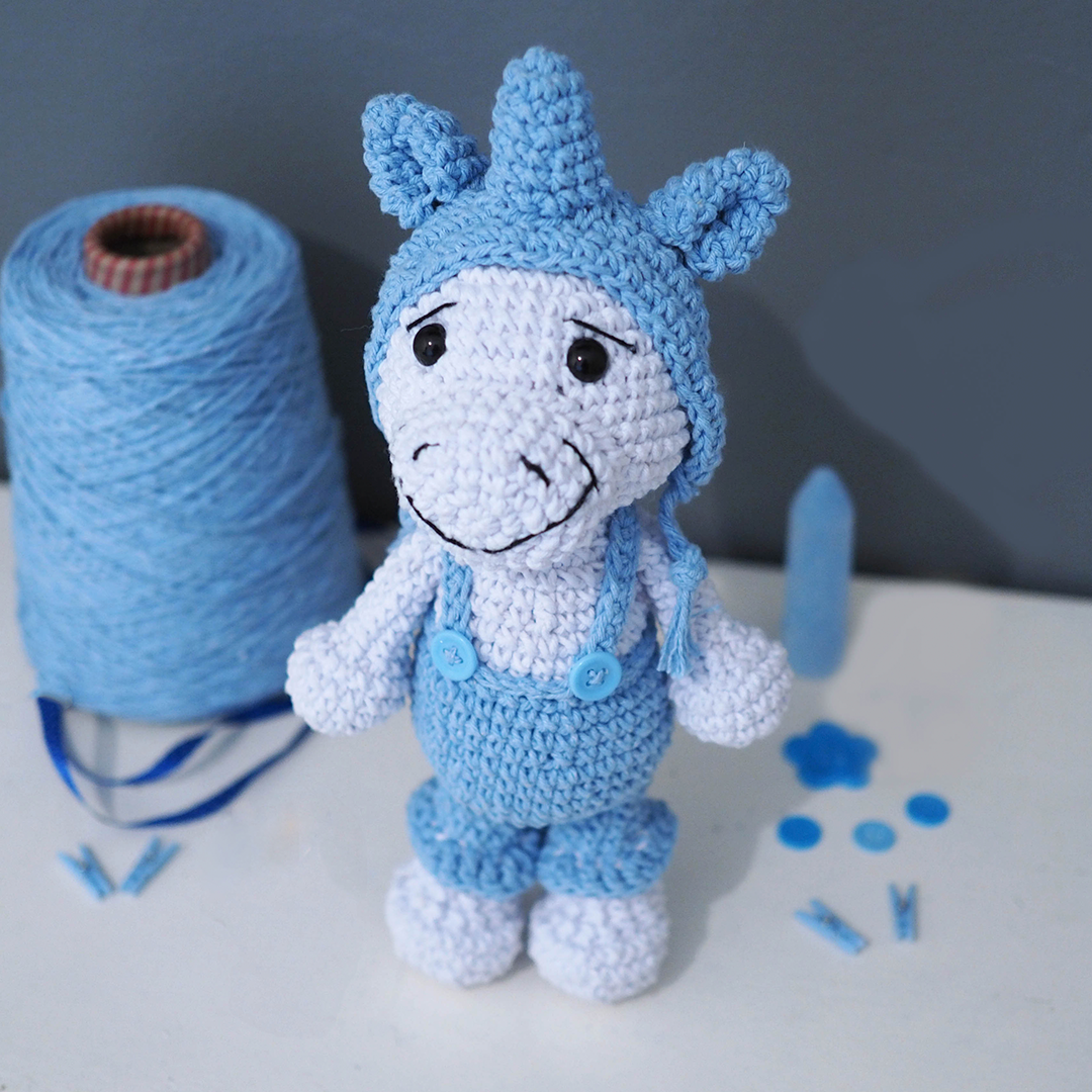 Amigurumi Pattern Unicorn Amigurumi Perfect Easy to Make Part 2 ... | 1080x1080